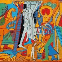 Pablo Picasso · Los colores de la Pasión
