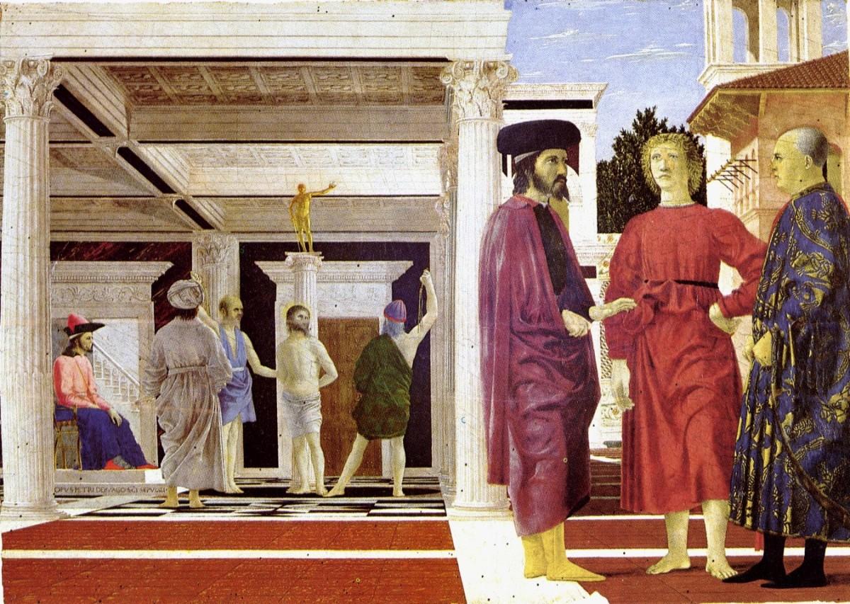 Piero della Francesca. El sueño de la diagonal