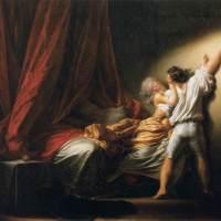Jean-Honoré Fragonard. El amor por los pliegues