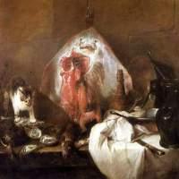 Jean-Simeon Chardin. El sabor de lo inmóvil