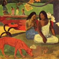 Paul Gauguin · Armonías salvajes