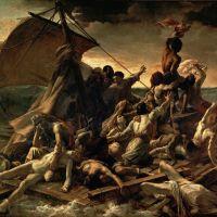 Théodore Géricault · La belleza del desastre