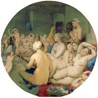 Jean-Auguste-Dominique Ingres · La mirada cautiva