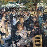 Pierre-Auguste Renoir · Los hermosos domingos de verano