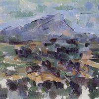 Paul Cézanne · La violencia del motivo