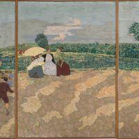 Édouard Vuillard · Las alamedas del recuerdo