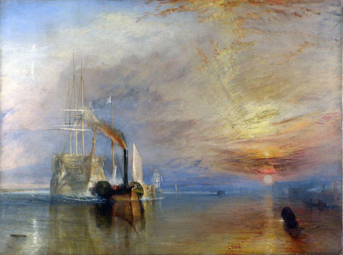 El Romanticismo y el Impresionismo