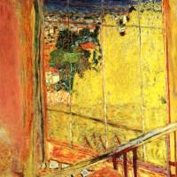 Pierre Bonnard · La mimosa mimética