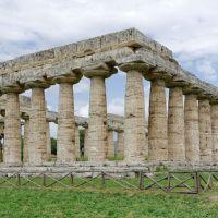 Templos dóricos de Paestum