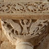Obras clave del arte de la Antigüedad Tardía y de la Alta Edad Media