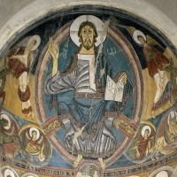 Fresco románico y pintura al temple