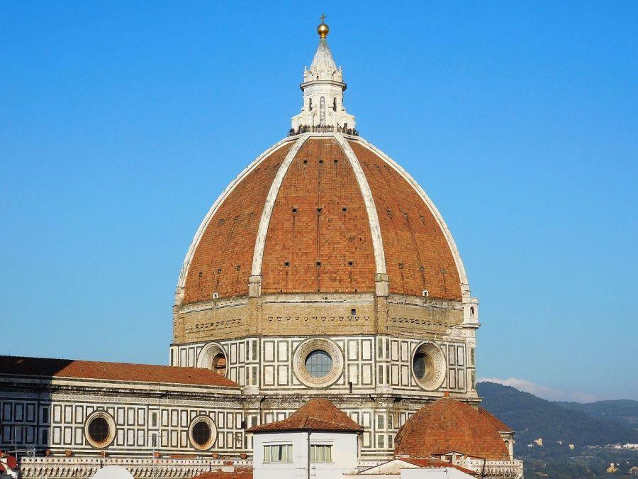Cúpula catedral de Florencia