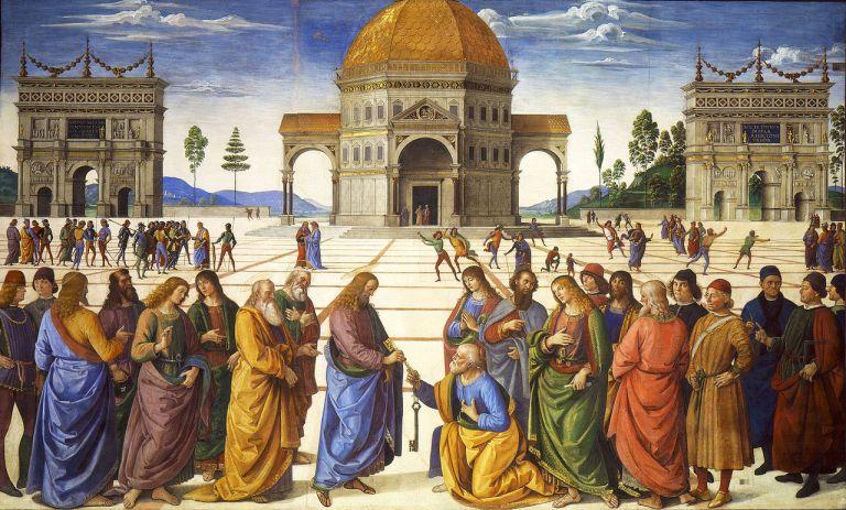 Pintura al fresco en el Renacimiento – El Jardín de las Hespėrides