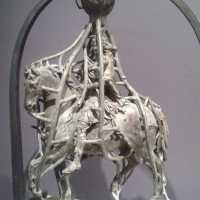 Vaciado y fundición a la cera perdida en escultura
