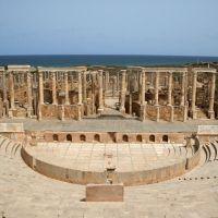 Arquitectura de la Antigua Roma en 3D - Leptis Magna