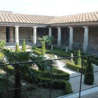 Arquitectura de la Antigua Roma en 3D - Domus e insulae