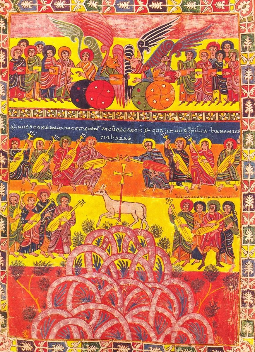 Introducción al románico: de la caída del Imperio Romano al año 1000