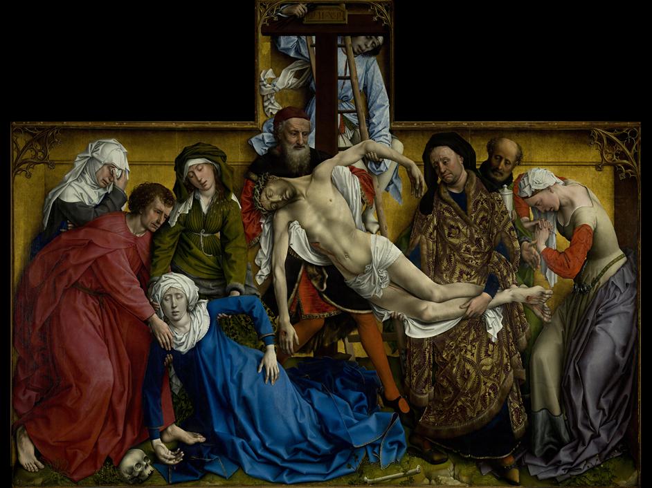 Descendimiento Rogier van der Weyden