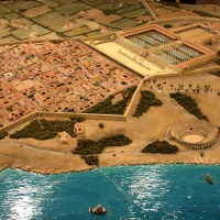 Tarraco y Carthago Nova