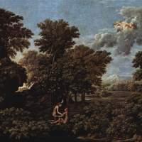 Nicolas Poussin. Admirable temblor del tiempo