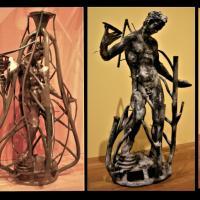 Técnica del vaciado y fundición a la cera perdida en escultura