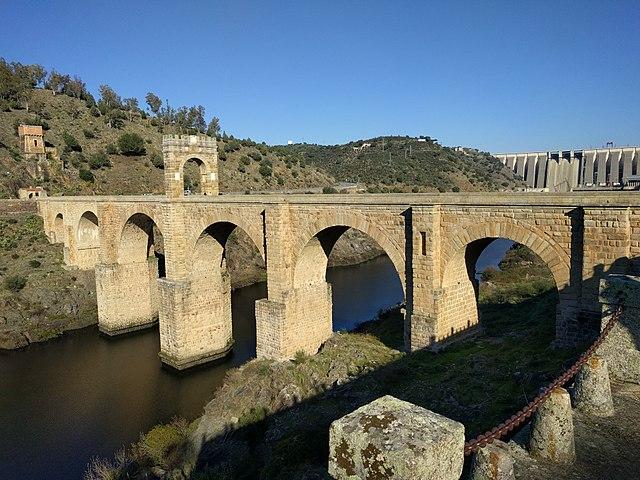 El_puente_de_Alcántara,_Cáceres