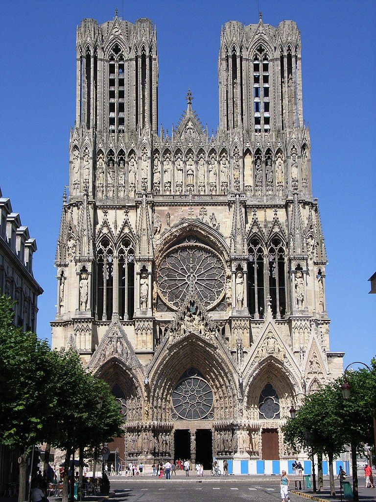 Reims Catedral