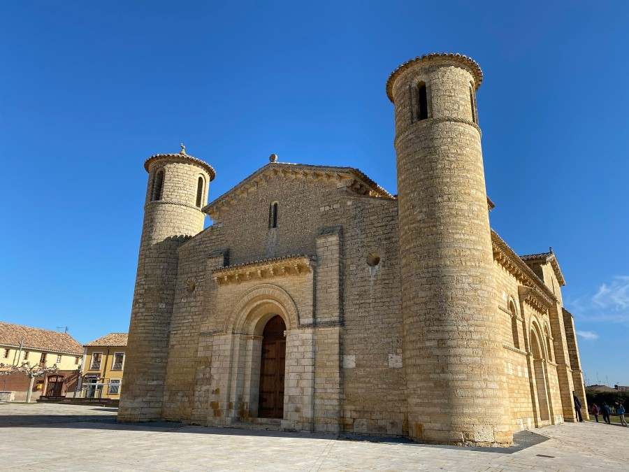 San Martin Fromista O