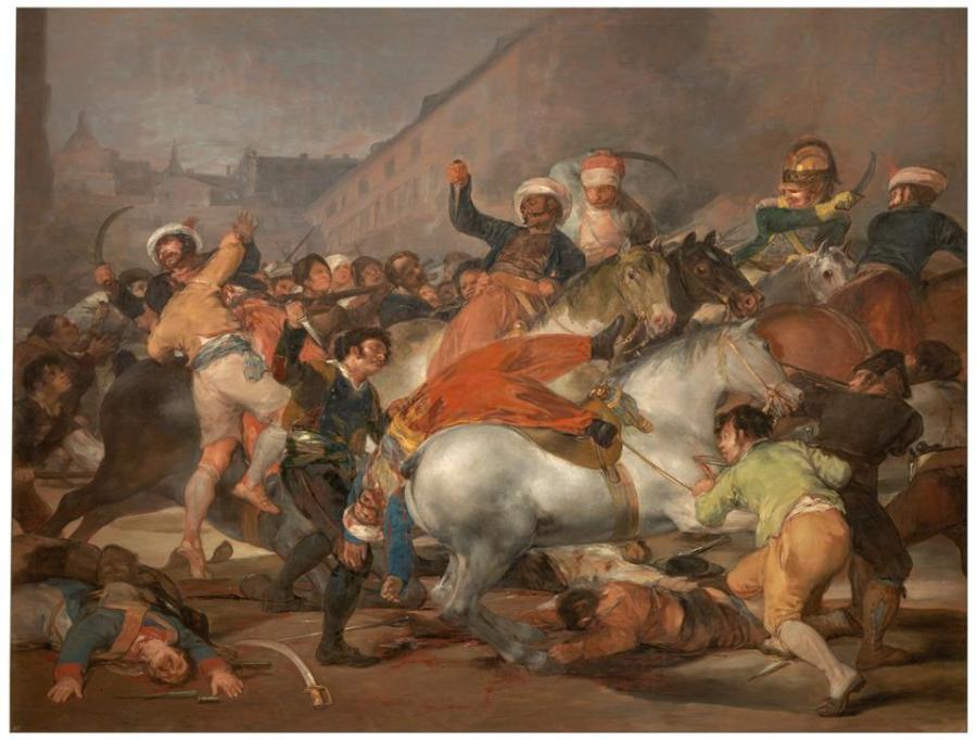 El 2 de mayo de 1808 en Madrid o ''La lucha con los mamelucos'' (Copy)
