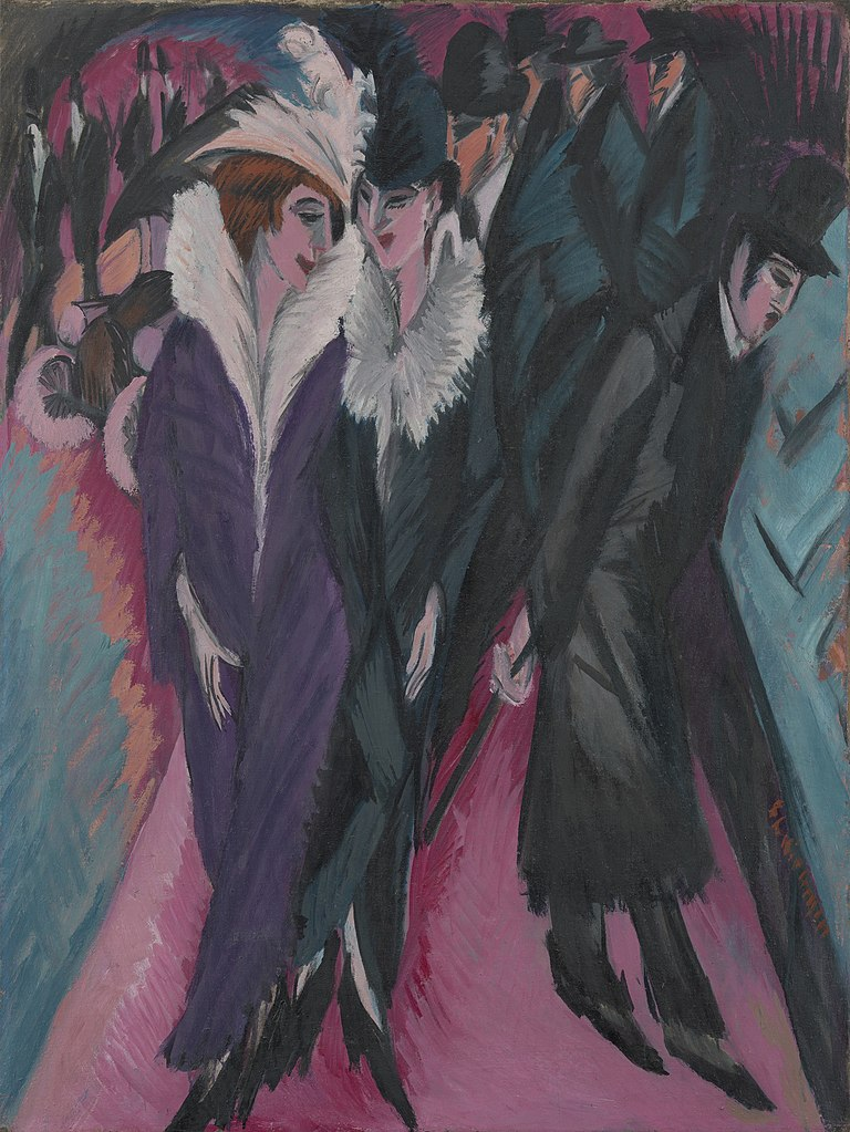 Ernst_Ludwig_Kirchner,_1913,_Street,_Berlin,_oil_on_canvas,_120.6_x_91.1_cm,_MoMA