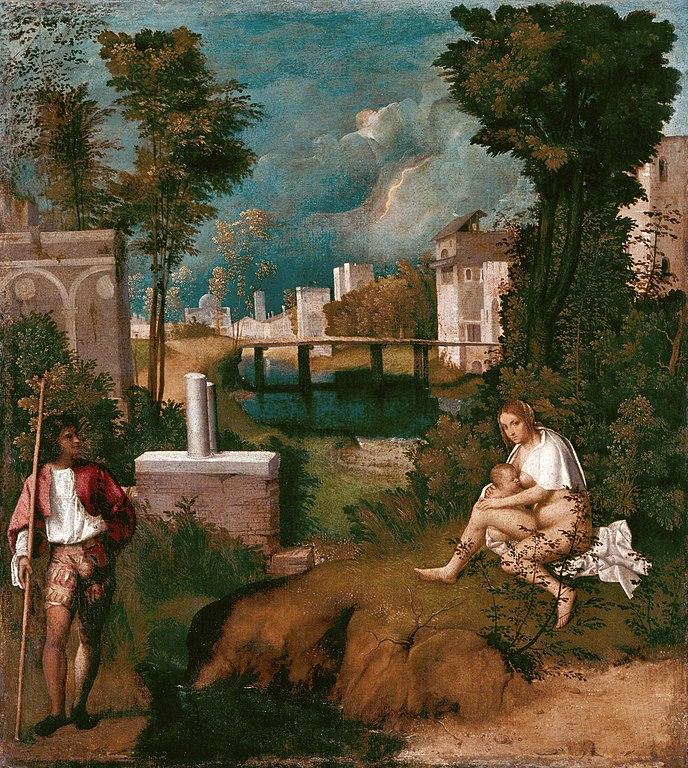 Giorgione,_The_tempest