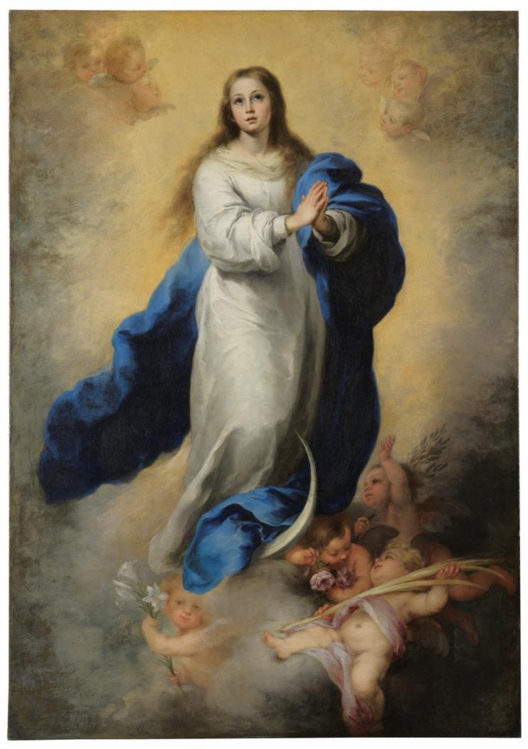 La Inmaculada del Escorial (Copy)