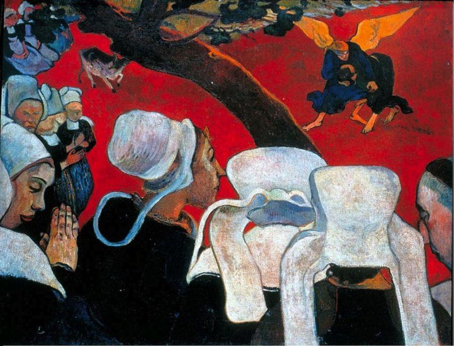 La_vision_après_le_sermon_(Paul_Gauguin)