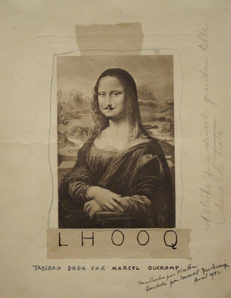 Marcel_Duchamp,_1919,_L.H.O.O.Q