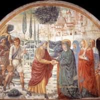 La técnica de la pintura al fresco