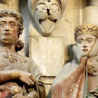 Obras clave de la Escultura Gótica